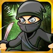Ninja Jungle Run