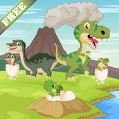 Dinosaurs game for Toddlers