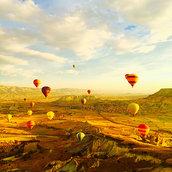 Capadoccia in Turkey