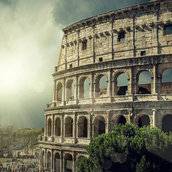 Roman Coliseum wallpaper